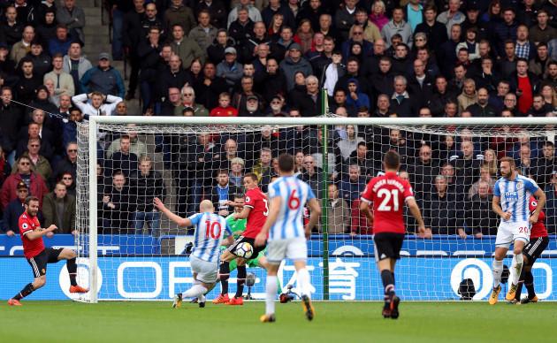 Huddersfield Town v Manchester United - Premier League - John Smith's Stadium
