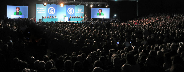 Sinn Fein special conference