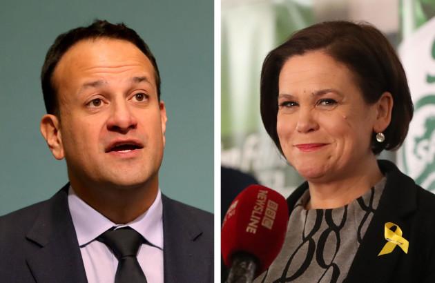 Sinn Fein leader comments