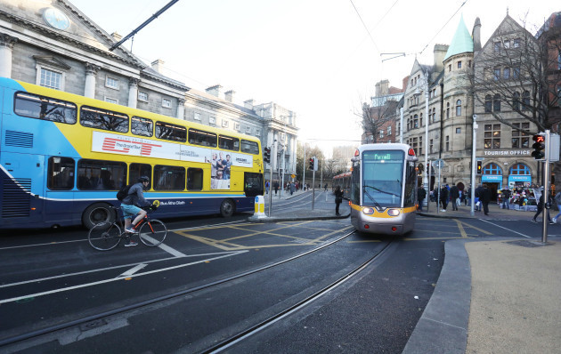 Confirmed: Luas causes bus journey times to more than double