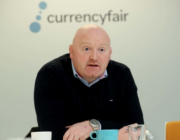 Bernard Jackman Currencyfair 2