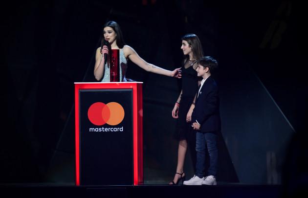 BRIT Awards 2018 - Show - London