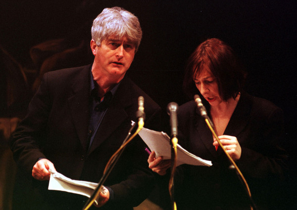 File Photo Next week Feburary 28th is the 20th anniversary of the death of Dermot Morgan. End.