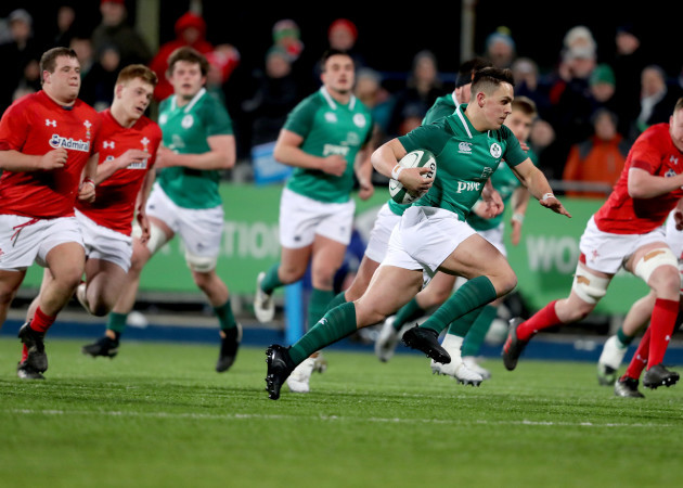 Wales Fans Outraged By Referee's Performance As Ireland Confirm Championship Credentials