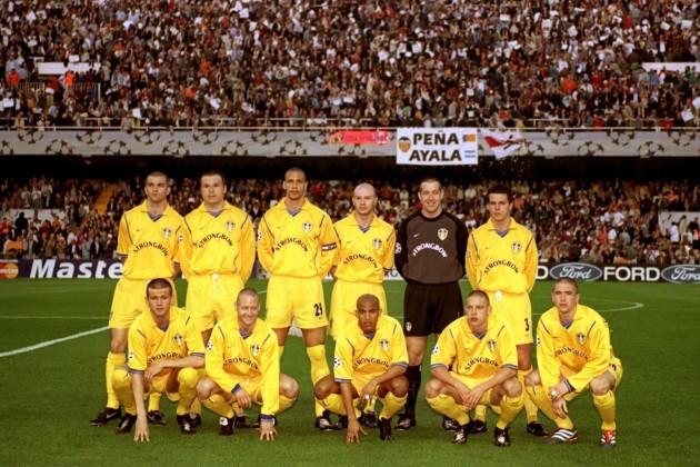 Soccer - UEFA Champions League - Semi Final Second Leg - Valencia v Leeds United
