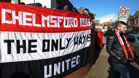 Manchester United v Chelsea - Premier League - Old Trafford
