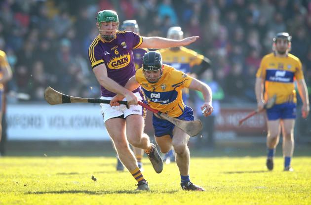 Matthew O'Hanlon and Cathal Malone
