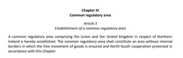 Euuk withdrawal agreement includes plan to keep northern ireland in cra solutioingenieria Image collections