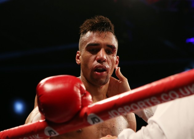 Boxing - Liverpool Echo Arena