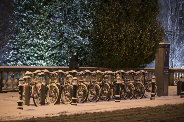 Snow Pictures - Dublin