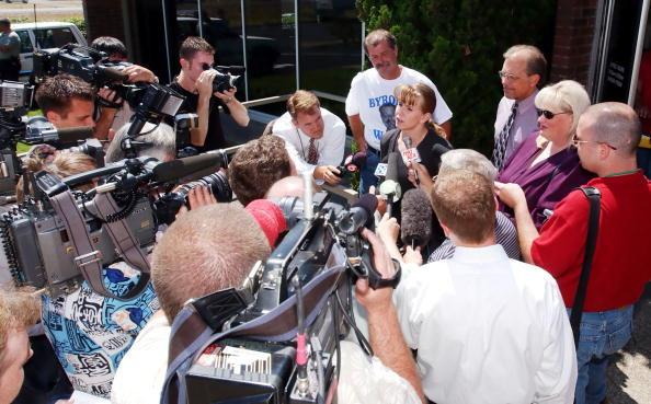 Tonya Harding Appears In Court