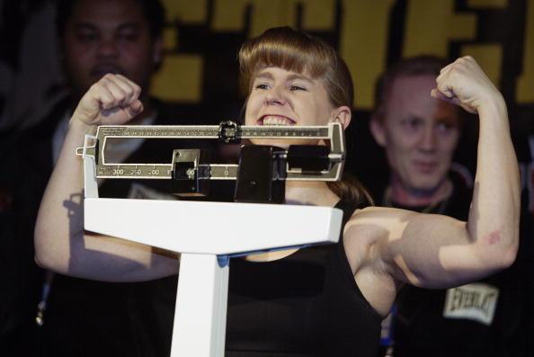 Tonya Harding weighs in