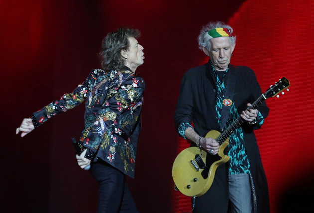 The Rolling Stones In Concert - Paris