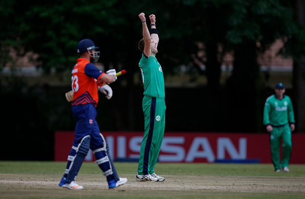 Ireland v Netherlands - ICC Cricket World Cup Qualifier