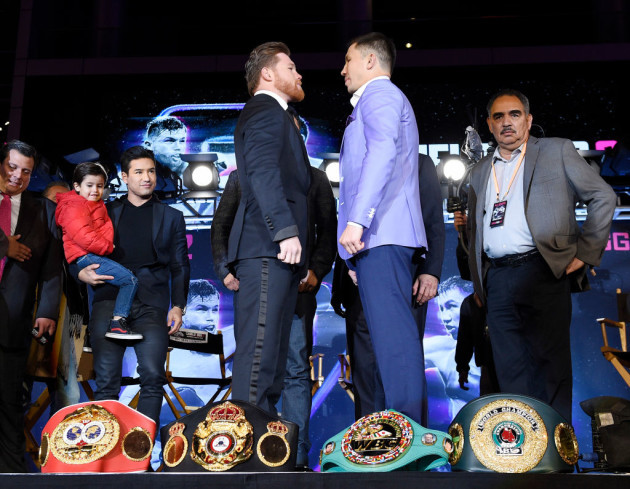 Saul 'Canelo' Alvarez tests positive for traces of Clenbuterol