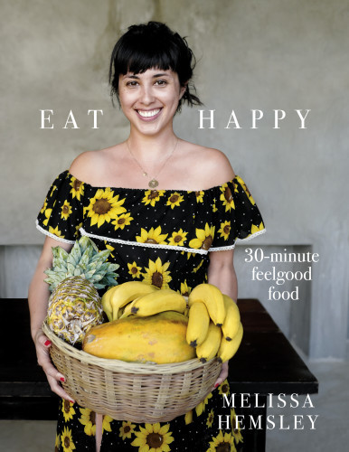 Eat Happy, Melissa Hemsely, high res, flat