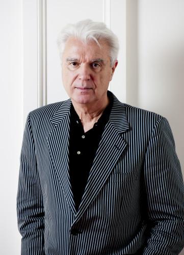 David Byrne Photo Session - Amsterdam