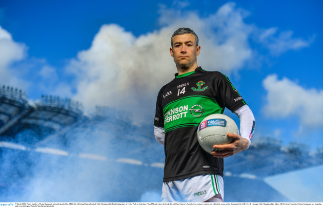 AIB GAA All Ireland Senior Football and Senior Hurling Club Championship Finals Media Day