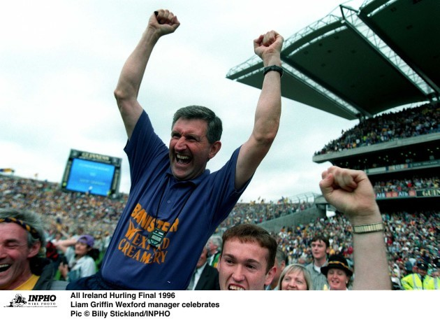 Liam Griffin All Ireland Hurling Final 1996