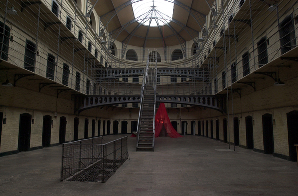 KILMAINHAM GAOL TOURIST ATTRACTIONS JAILS PRISON CELLS