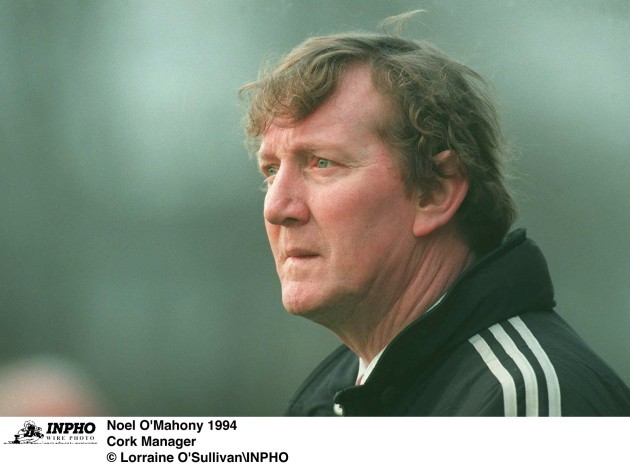 Noel O'Mahony Cork