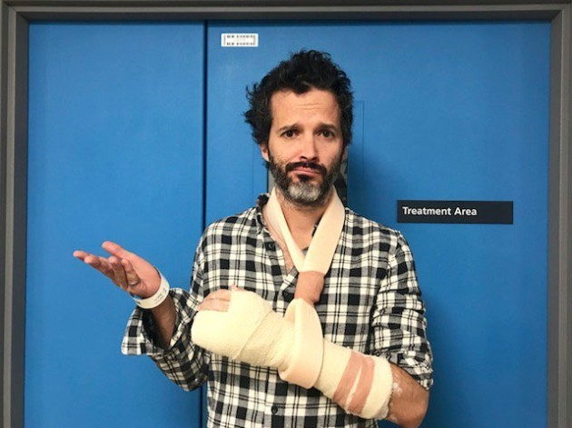 Flight Of The Conchords postpone shows after Bret…