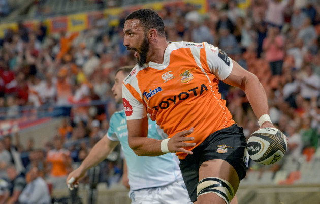 South Africa global Uzair Cassiem to join Scarlets