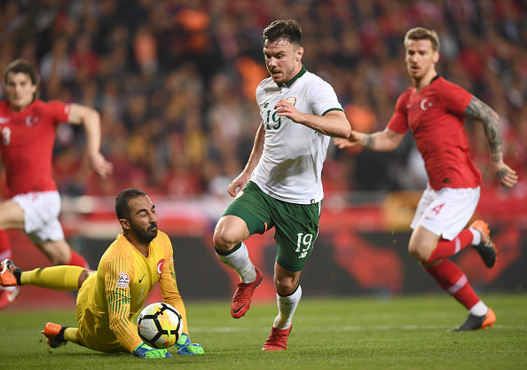 Turkey v Republic of Ireland - International Friendly