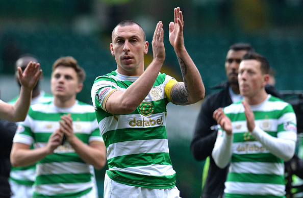 Ireland XI to face Celtic in Scott Brown's testimonial