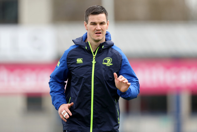 Sexton driven by own chapter in Leinster's European story