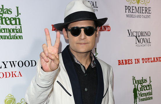 Corey Feldman says he was hospitalized after being stabbed in vehicle