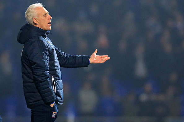 Headline change: Mick McCarthy set to leave Ipswich at end of season