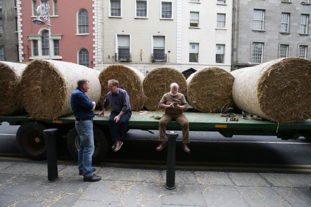Emergency fodder imports as weather stops grazing
