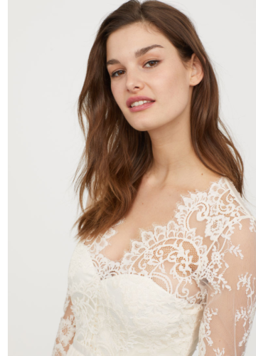 H&M has a dupe of Kate Middleton\'s wedding gown, and it\'s already ...