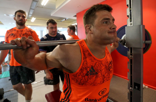 Stander to captain Munster against Southern Kings