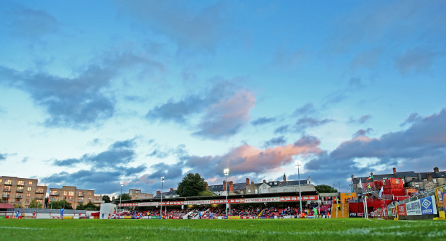 St Patrick's Athletic Announce Plans For New Stadium
