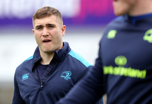 O'Brien and Larmour back for Leinster
