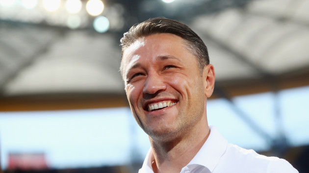 Frankfurt furious with Bayern's announcement of Kovac as coach
