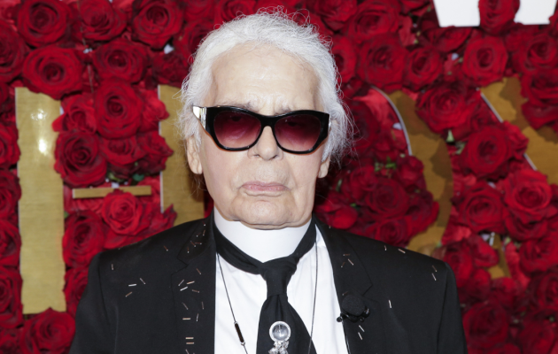 Karl Lagerfeld Says He's Had Enough Of The #MeToo Movement
