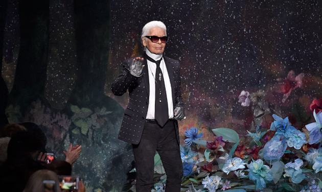 Karl Lagerfeld Is 'Fed Up' With The 'Toxic' #MeToo Movement