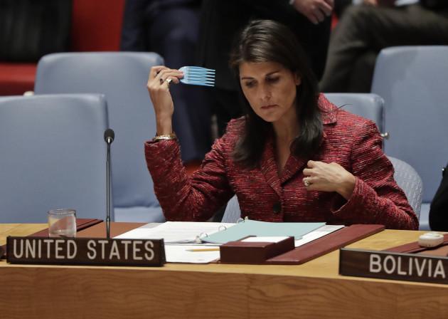 UN Syria Russia