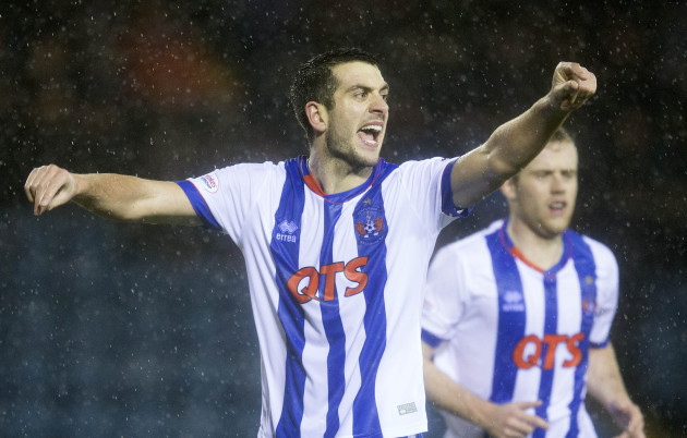 Kilmarnock v Rangers - William Hill Scottish Cup - Fifth Round Replay - Rugby Park