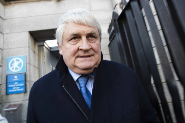 File Photo The High Court has granted an application by Denis O'Brien to join businessman Declan Ganley to an action against PR firm Red Flag Consulting for alleged conspiracy and defamation. Mr Ganley had denied he was the client for whom an allegedly de