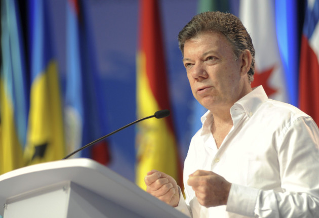 Colombia: Santos continues recovery after cancer surgery