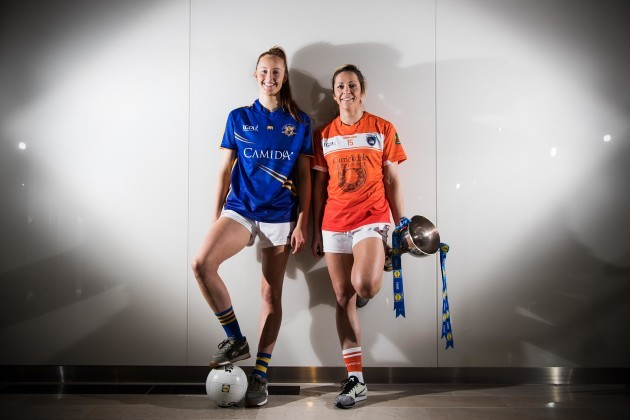 Aishling Moloney and Caroline O'Hanlon