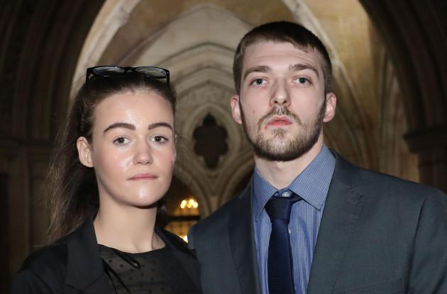 Alfie Evans court case