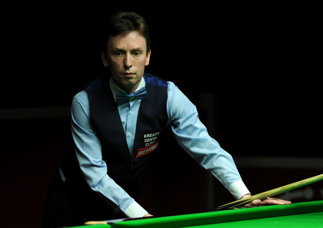 'Crafty' Ken Doherty has a mountain to climb in World Championship qualifier
