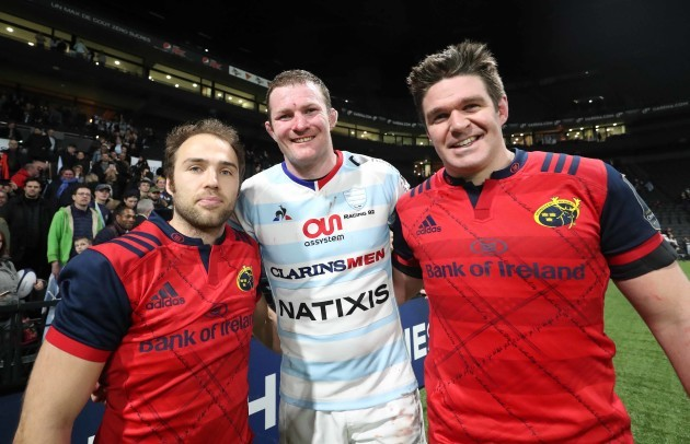 Lambie's Racing 92 lash Munster to make Champions Cup final