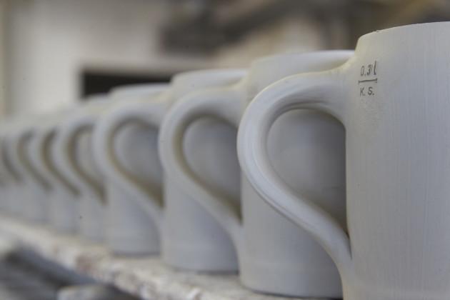 Beer mug manufacturer Stroeder in Germany