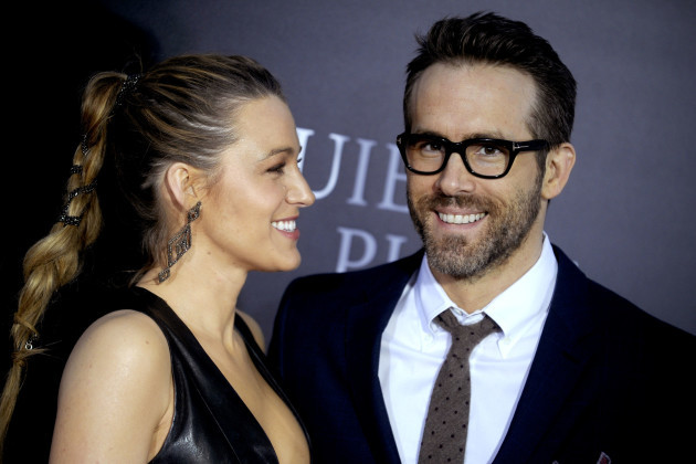 Ryan Reynolds is not happy about being deleted from Blake Lively's Instagram